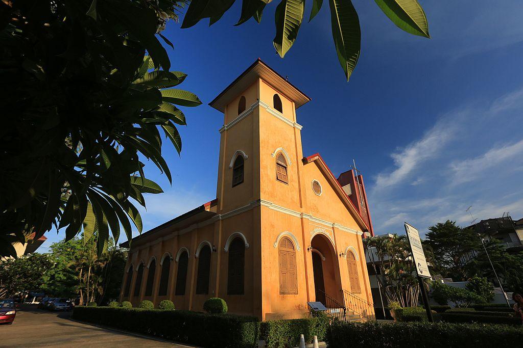 โบสถ์คริต์เมืองตรัง